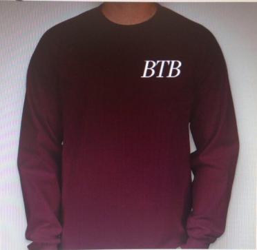 BTB Shirt Front